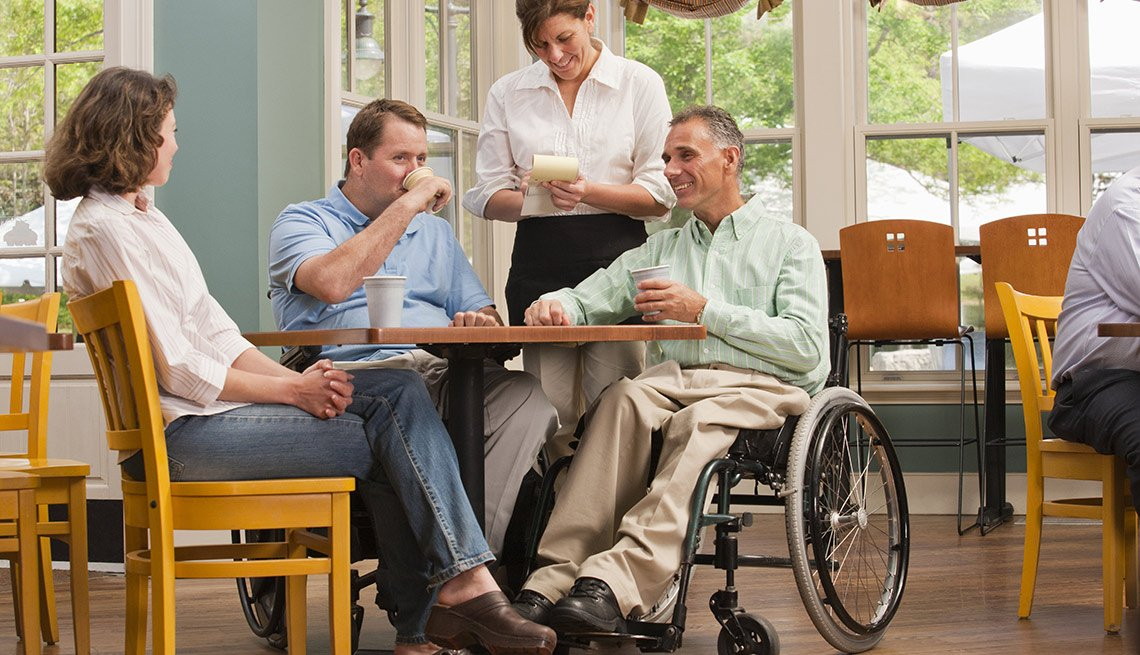 Retiring abroad - Que tu nuevo alojamiento sea accesible