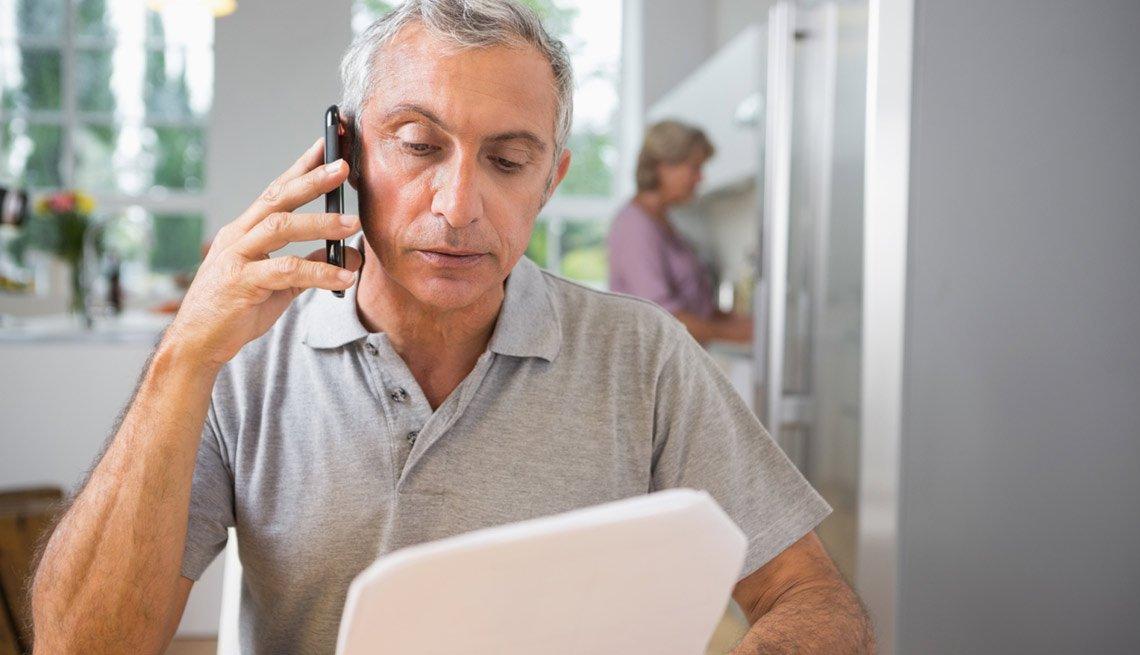 Retiring abroad - Ten cuidado con las estafas