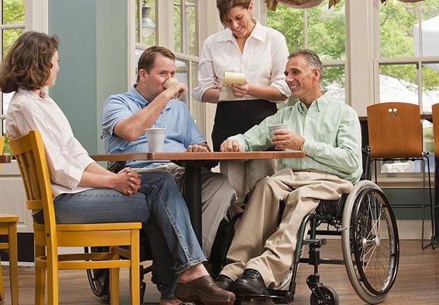 Jubilación en el extranjero - Que tu nuevo alojamiento sea accesible