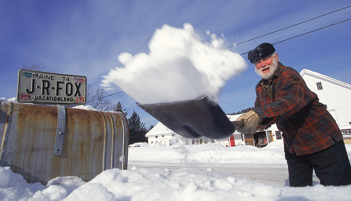 John Fox, Lovell, Maine, mejores estados para retirarse
