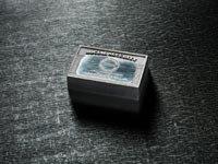Plancha para imprimir las tarjetas del Seguro Social.
