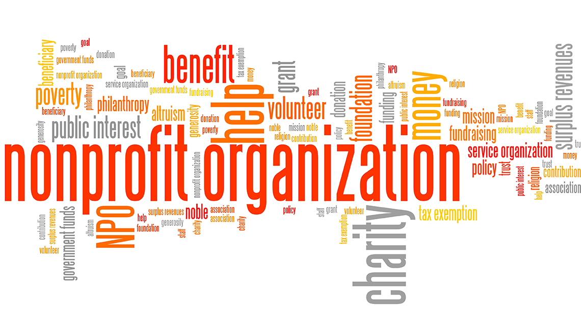 How to land a second career in nonprofit consulting nonprofit consulting word cloud malvernweather Choice Image
