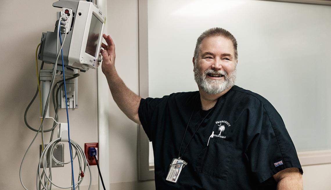nurse Robert McManus