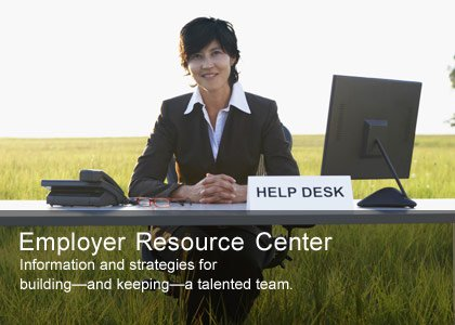 Employer Resource Center