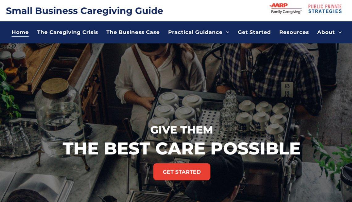 Small Business Caregiving Guide