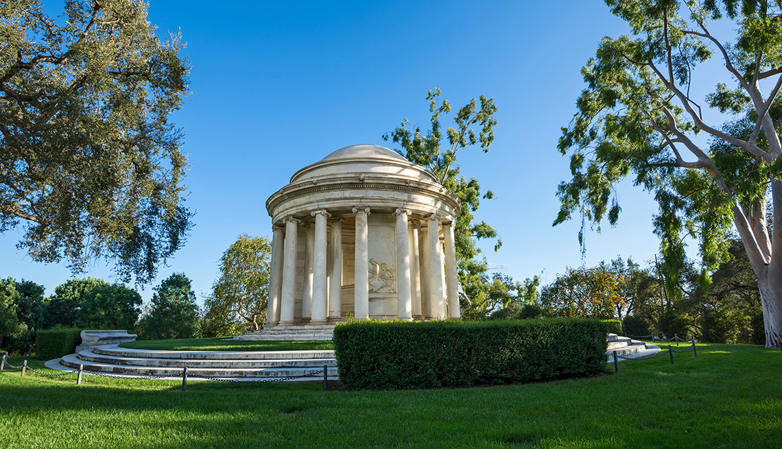 Mausoleum of Henry and Arabella Huntington