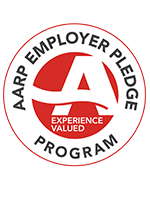 A A R P Employer Pledge Seal