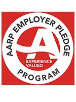 A A R P Employer Pledge Seal