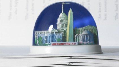 Globo de nieve de Washington, DC - 10 mejores ciudades para los solicitantes de empleo en 2011