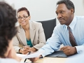 An African-American job seeker, Recruiter myths