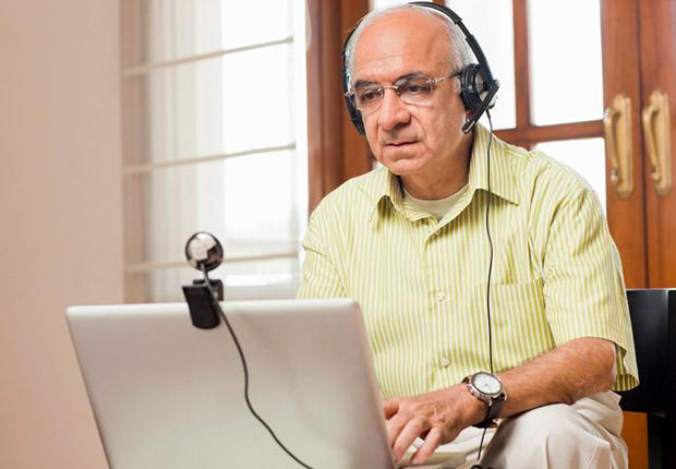 Siéntase cómodo en la entrevista - Cómo tener éxito en su entrevista de video