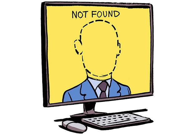 Top Job Hunting Mistakes, No Digital Presence