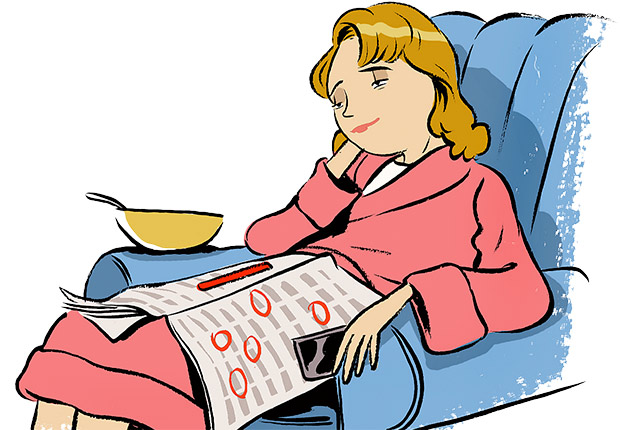 Top Job Hunting Mistakes,  waiting