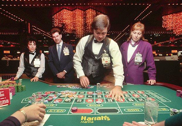 Administrador de juegos de casino - Trabajos inusuales y bien remunerados