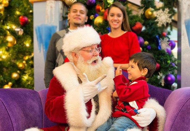 Santa Clauss  - Trabajos inusuales y bien remunerados