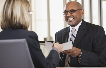 Cómo sobresalir en la entrevista de trabajo