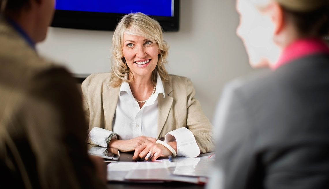 10 Great Jobs for workers over 50 - Accountant / financial manager