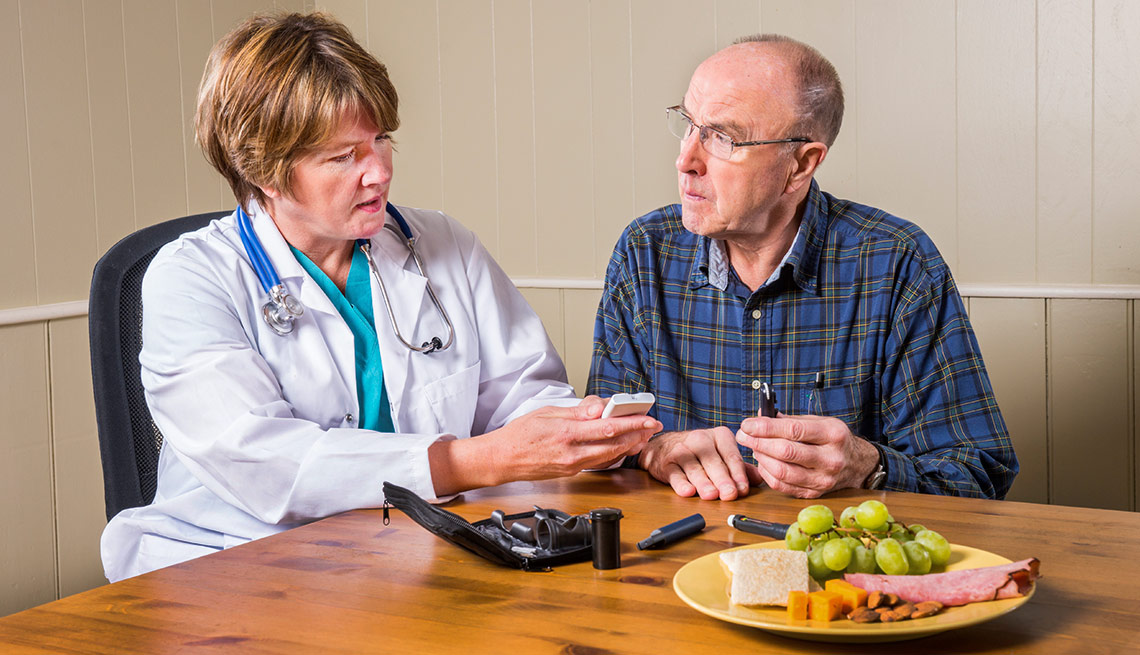 10 Great Jobs for workers over 50 - Dietician