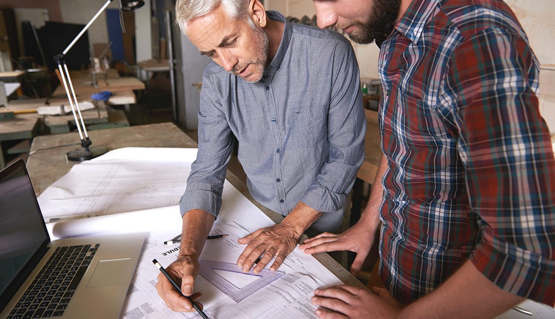 10 Great Jobs for workers over 50 - Home modification pro