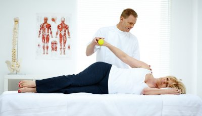 10 Great Jobs for workers over 50 - Massage Therapist
