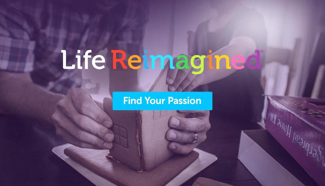 Life Reimagined find your passion
