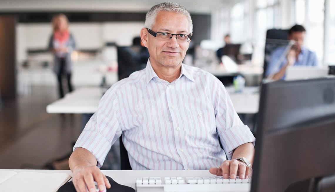 People Over 50 in the Workforce Quiz