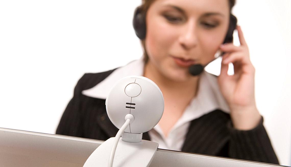 Entrevista de trabajo por video - Consejos - Prepara tu equipo