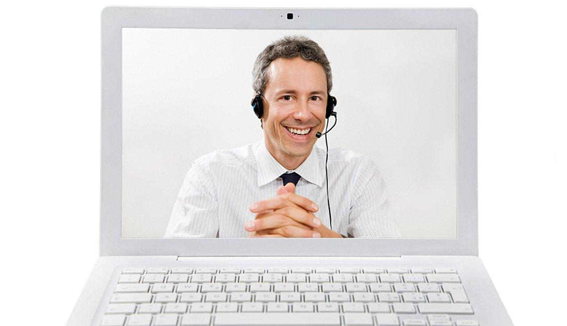 Entrevista de trabajo por video - Consejos
