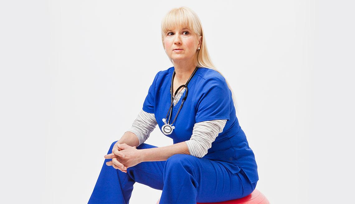 Trish Confer - Crisis profesional, cambio de carrera
