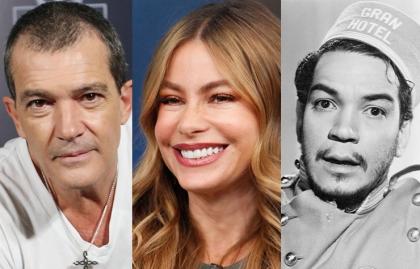 Antonio Banderas, Sofia Vergara, Mario Moreno -Cantinflas- Trabajos antes de ser famosos