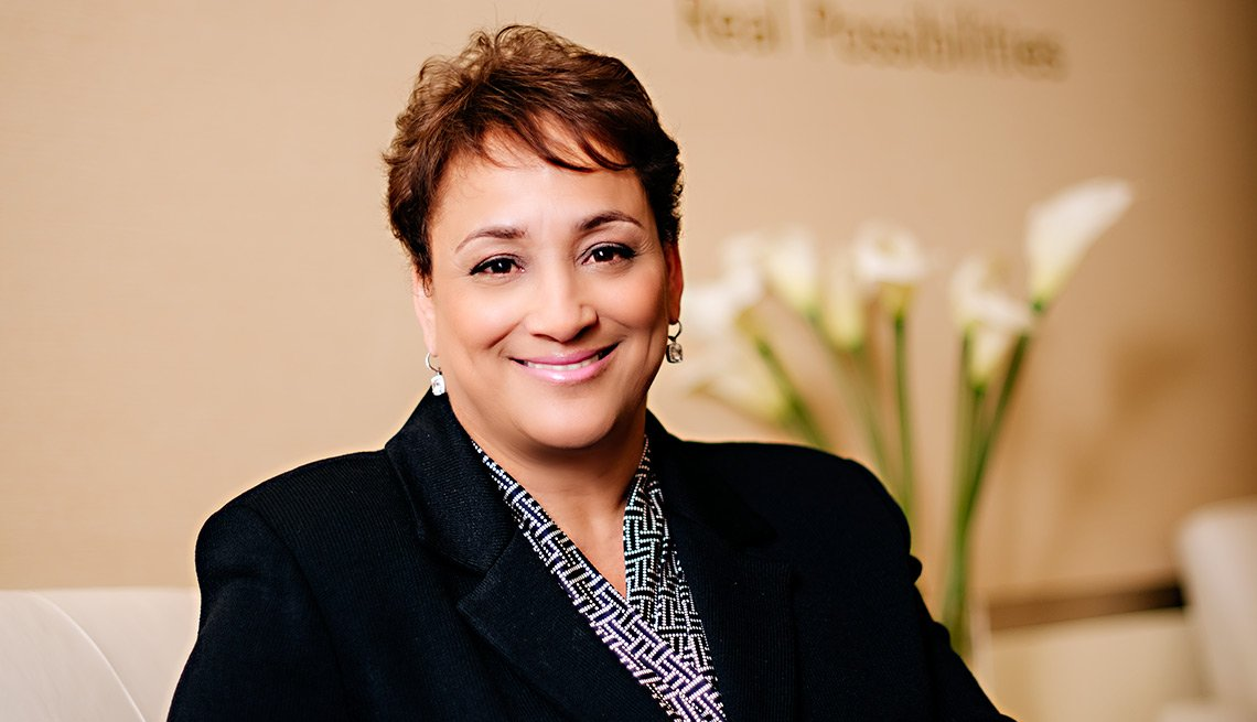 AARP CEO Jo Ann Jenkins Value Experience