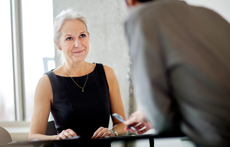 Hannon, Surviving Job Interview After 50