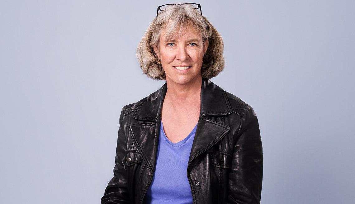 Jeanne Pinder - Emprendedora digital mayor de 50 años