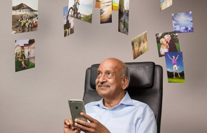 Digital Entreprenuers Over 50  - Ramesh Jain