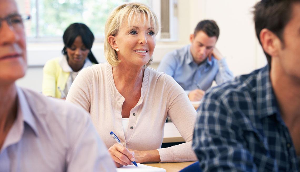 Guidebook to Reentering the Workforce, brush up on skills