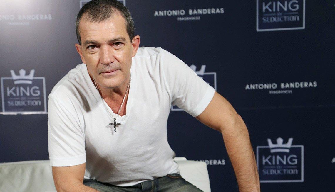 ¿En qué trabajaban antes de ser famosos? Antonio Banderas
