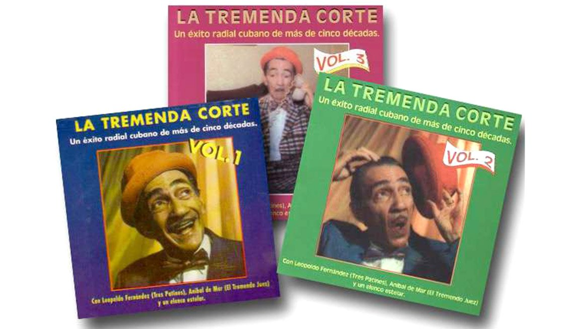 "¿En qué trabajaban antes de ser famosos? Leopoldo Fernández, ""Trespatines"""