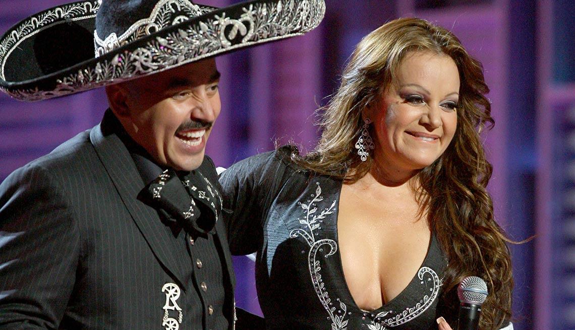 ¿En qué trabajaban antes de ser famosos?  Lupillo y Jenni Rivera