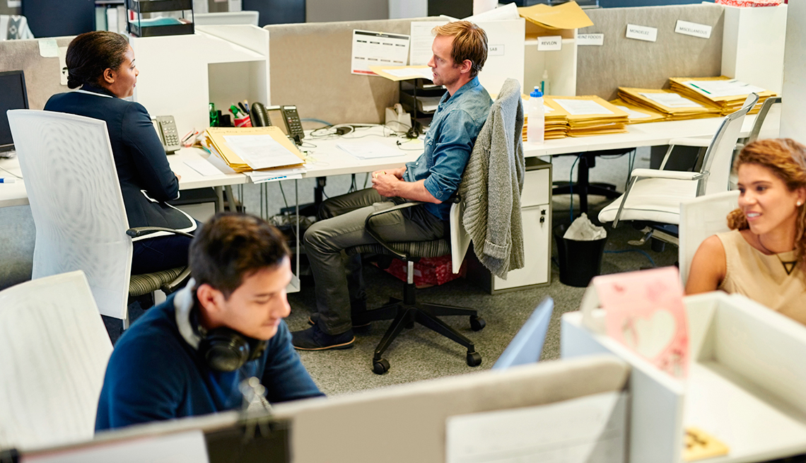 tips for working in an open office