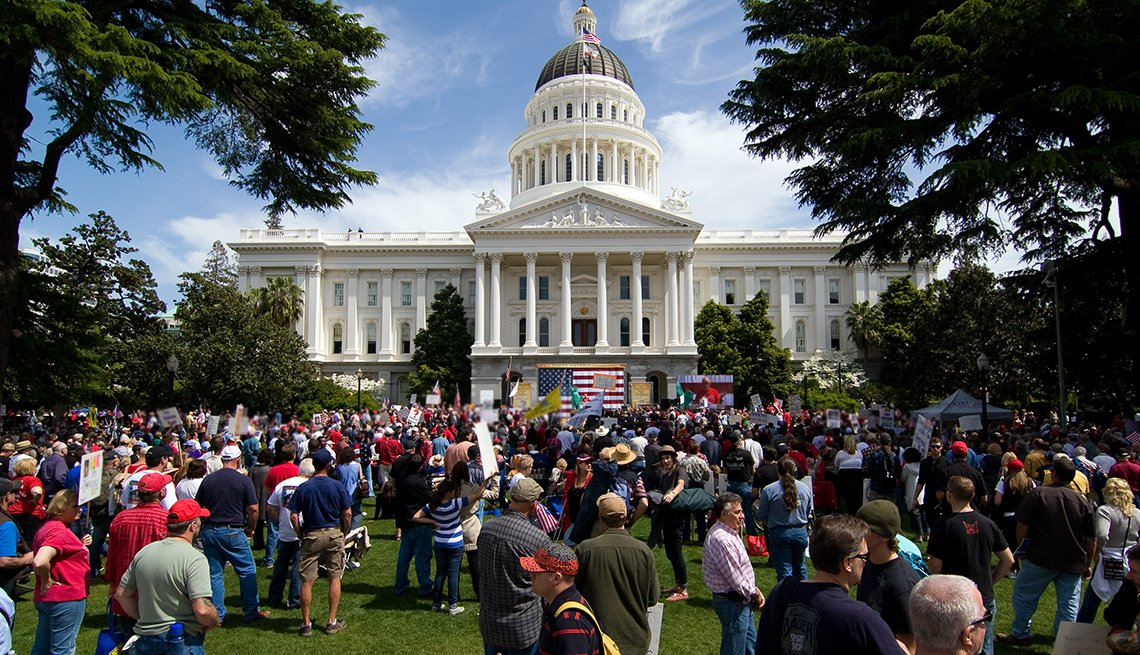 California State Capitol - Sacramento, California