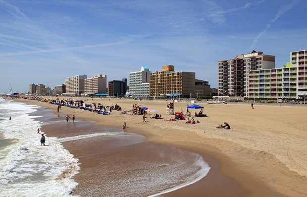 Virginia Beach Oceanfront.
