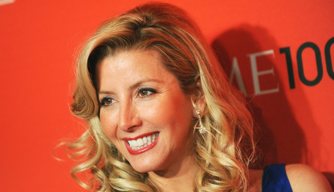 Entrepreneur Sara Blakely, founder of Spanx