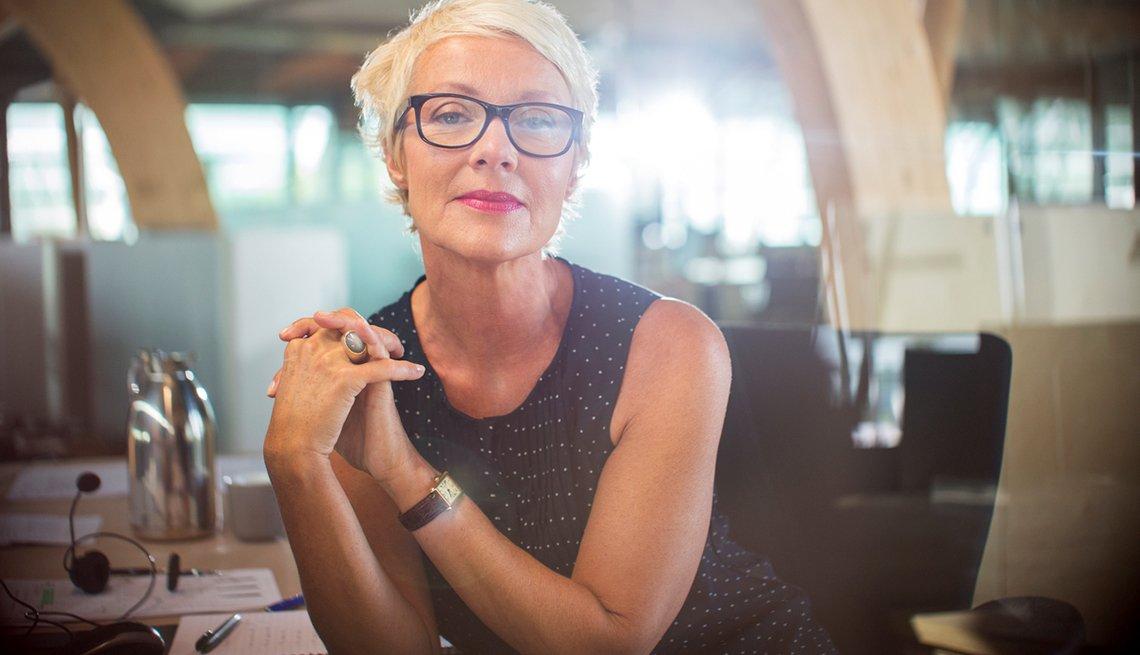 More Older Women in the Workforce