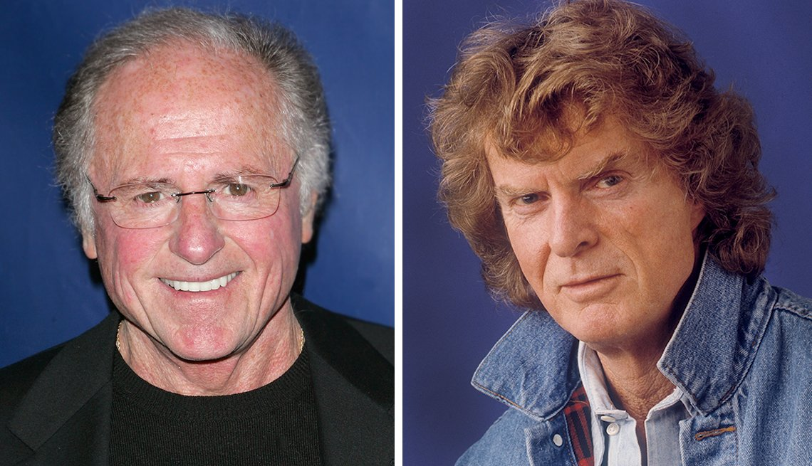 Warner Wolf and Don Imus