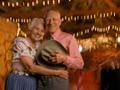 Pareja de baile vaquero de Texas de 2011 mejores estados para jubilarse-Texas es el número 1