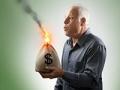 Gran ola de ventas de las pensiones