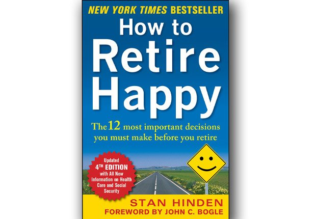 How to Retire happy book