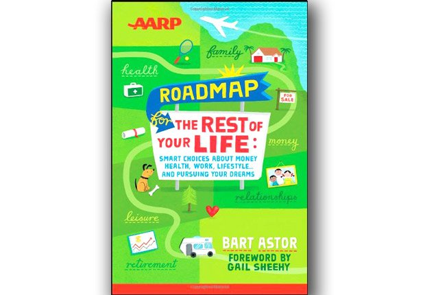 Roadmap for the rest of your life book