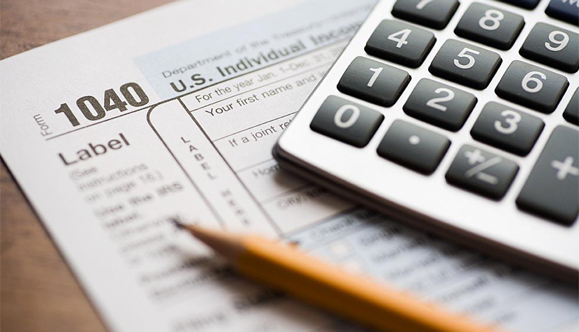 Formularios de impuestos y calculadora - Impuestos diferidos