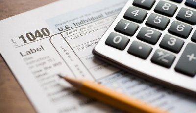 Tax form and calculator, Tax-Deferred Investments
